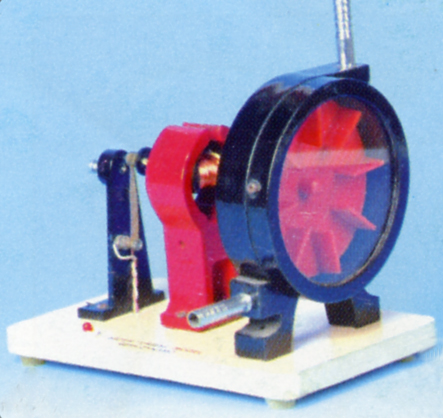 EISCO - EISCO - Water Turbine Model, with Dynamo ...
