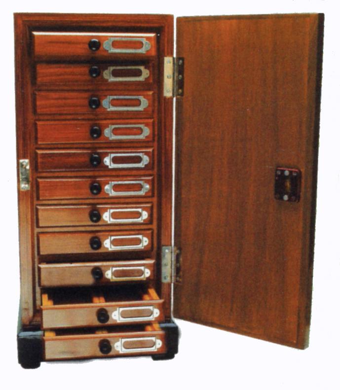 EISCO - EISCO - Slide Cabinet - Education Equipment - Che ...