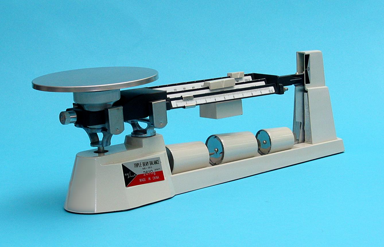 GLOBE - GLOBE - Triple Beam Balance - Education Equipment - Che ... for Balance Laboratory Apparatus  174mzq