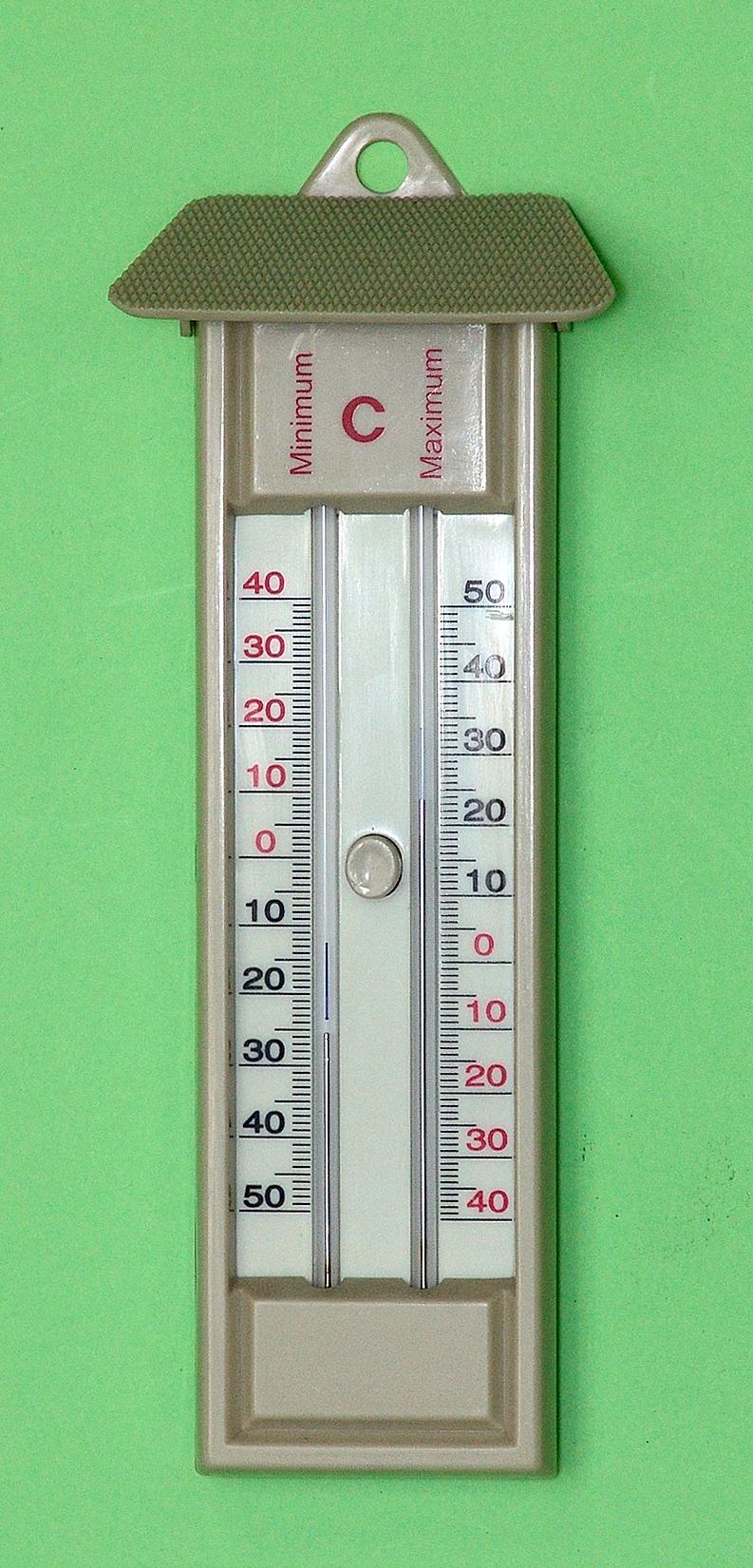 globe globe maximum minimum thermometer education equipment che scientific co hong. Black Bedroom Furniture Sets. Home Design Ideas