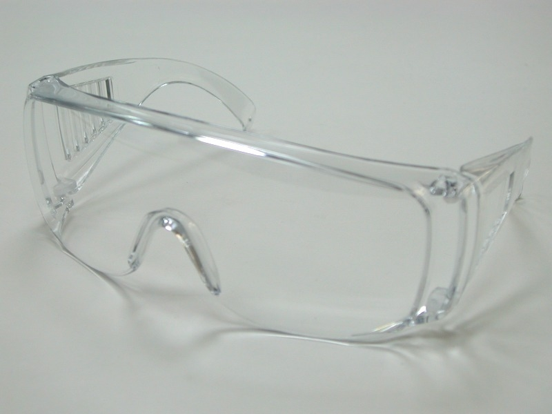 Chemical safety goggles s121